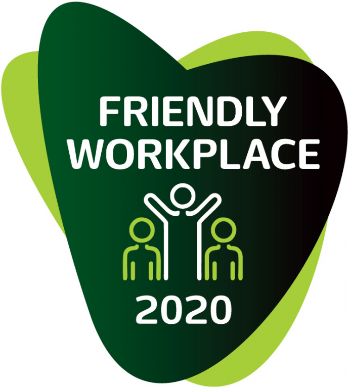 Friendly Workplace 2020